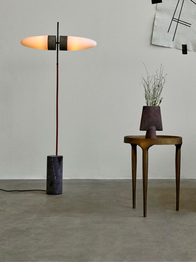 Bull Floor Lamp