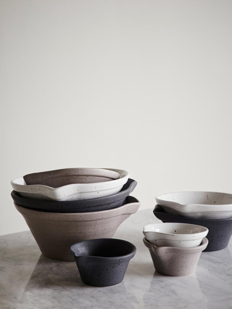 Peep Bowl – Matte Black – 12 cm
