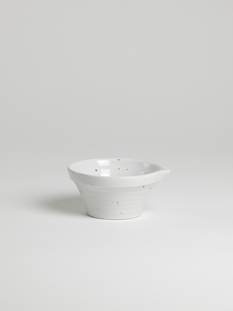 Peep Bowl – Cotton White – 12 cm