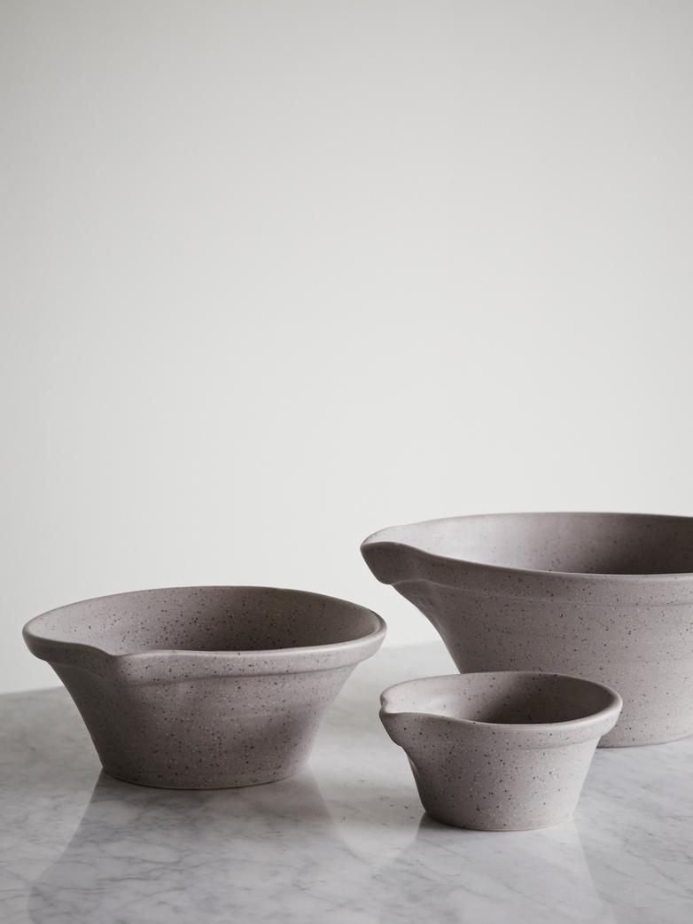 Peep Bowl – Grey Brown – 12 cm