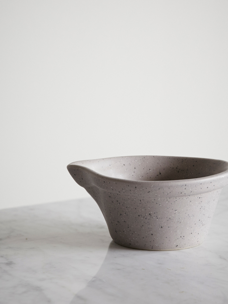 Peep Bowl – Grey Brown – 12 cm