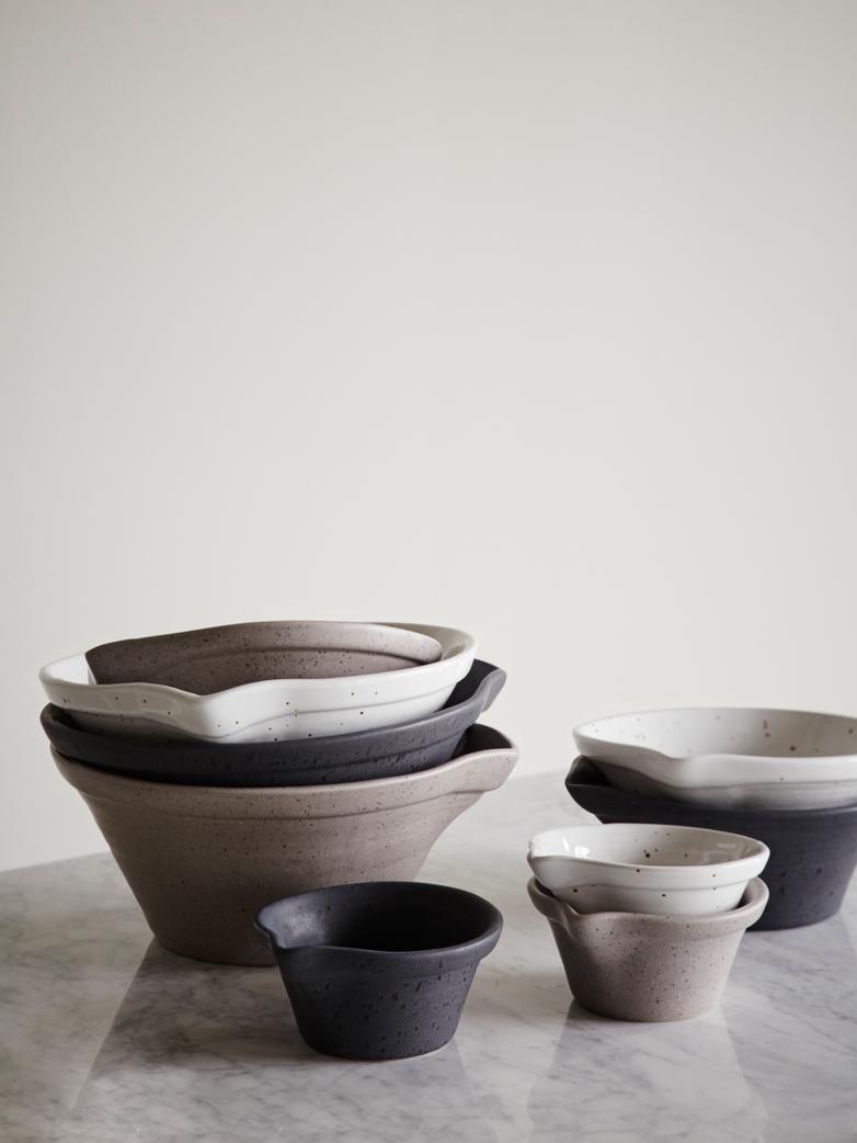 Peep Bowl – Matte Black – 20 cm
