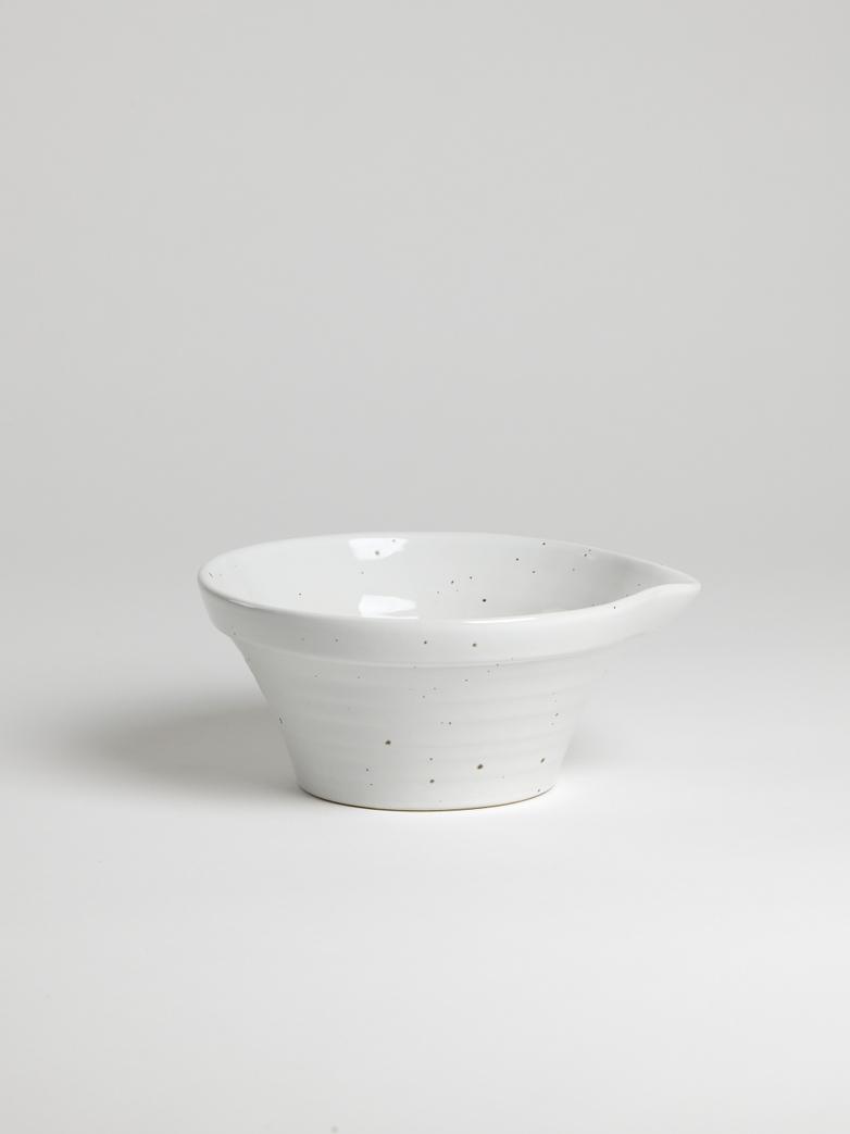 Peep Bowl – Cotton White – 20 cm
