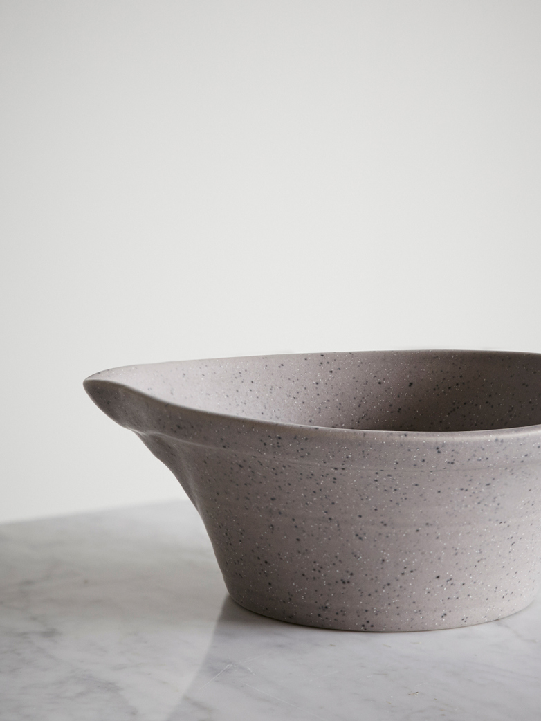 Peep Bowl – Grey Brown – 20 cm