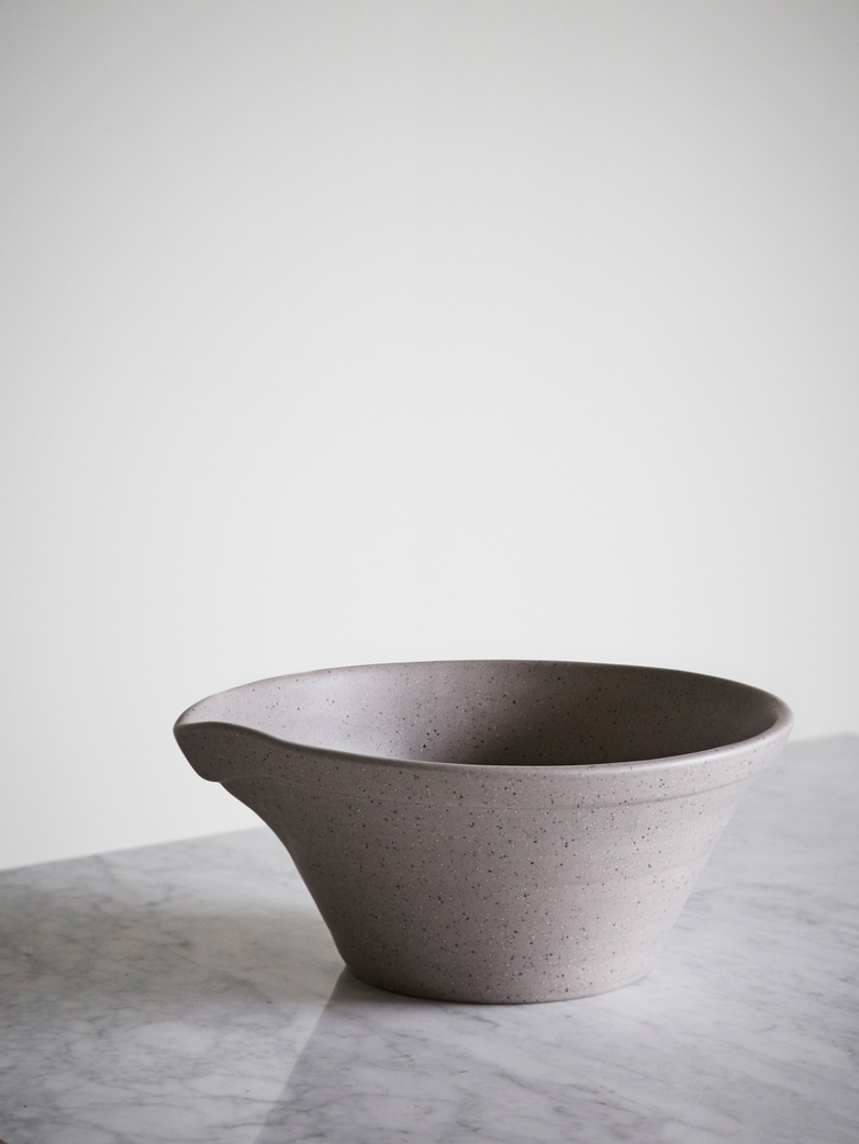 Peep Bowl – Grey Brown – 27 cm