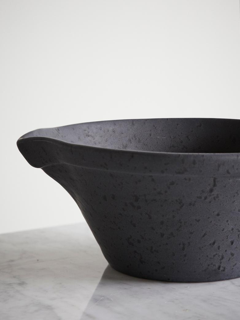Peep Bowl – Matte Black – 27 cm