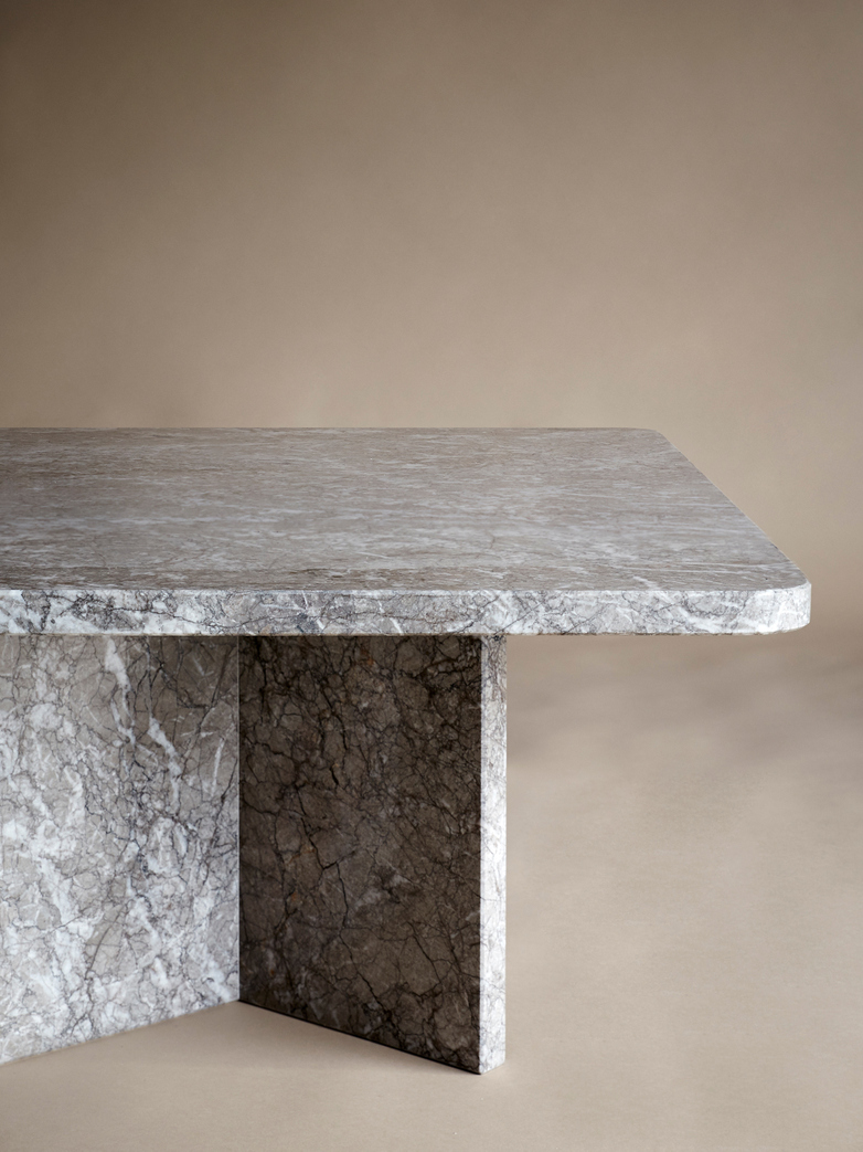 Lunar Marble Coffee Table