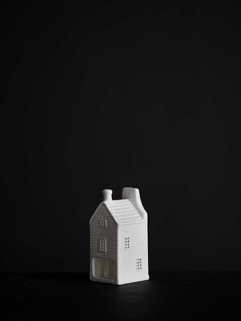 Canal House Tealight Holder – Clock