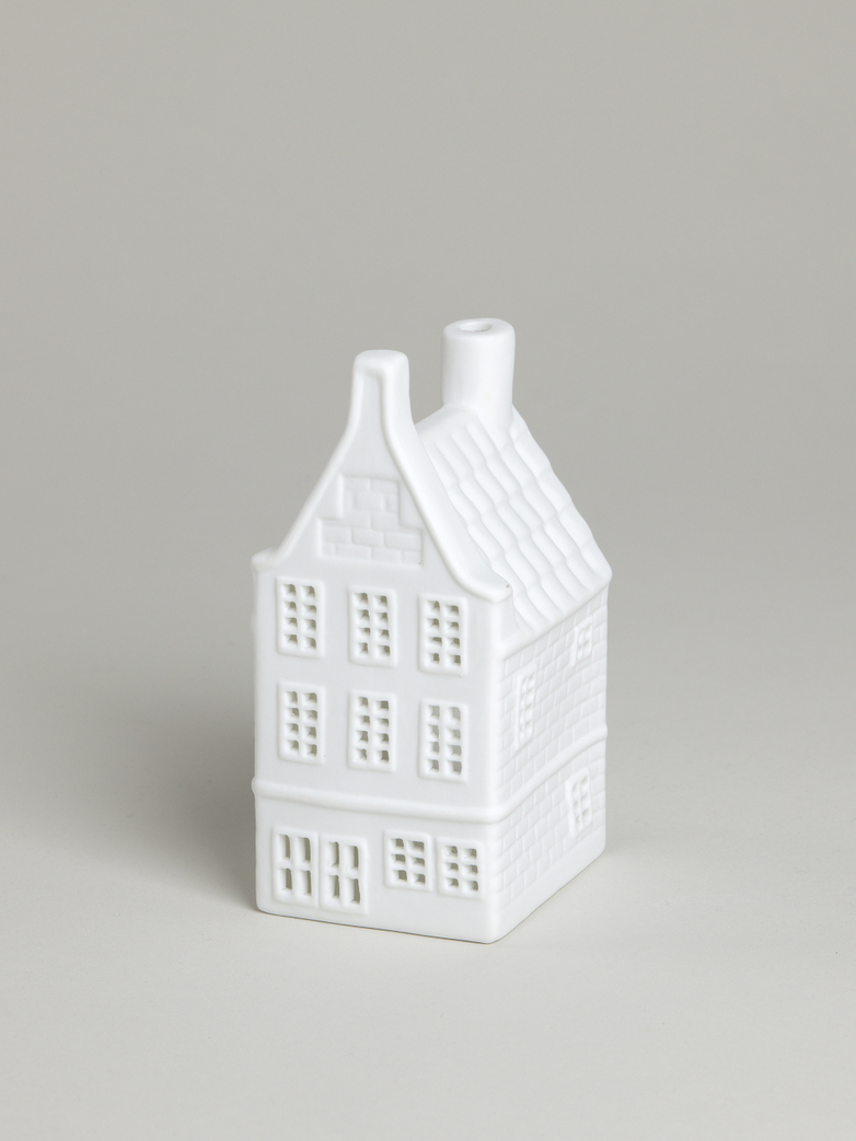 Canal House Tealight Holder – Gable