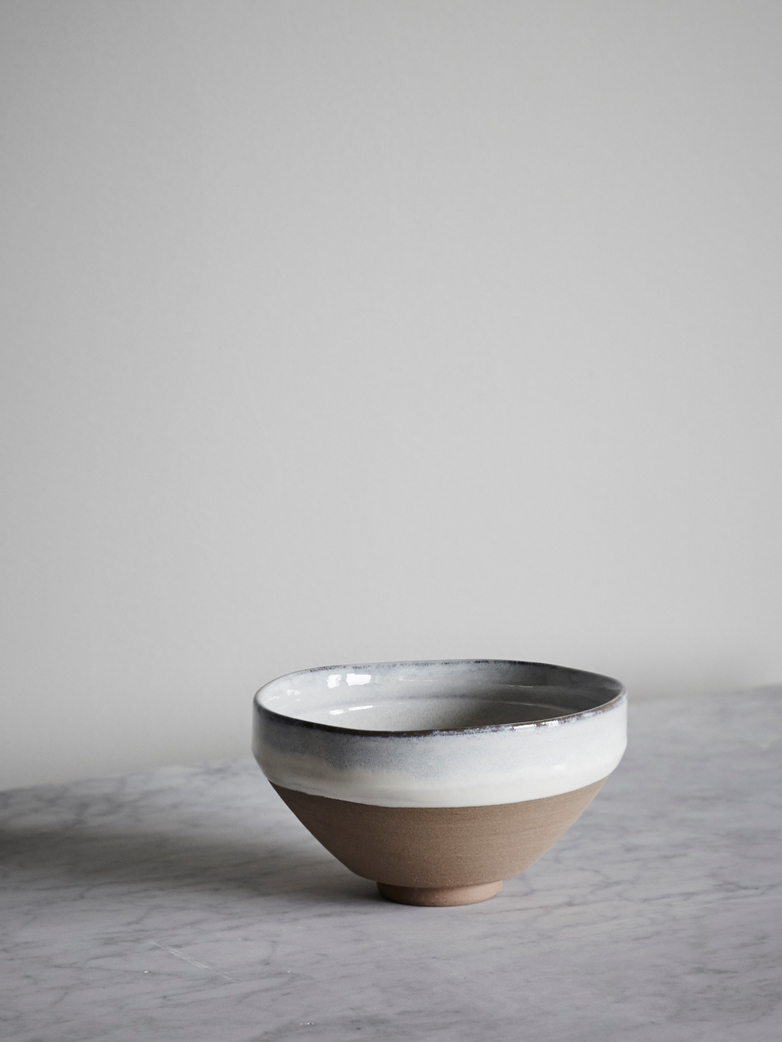 Merci Bowl – Off White