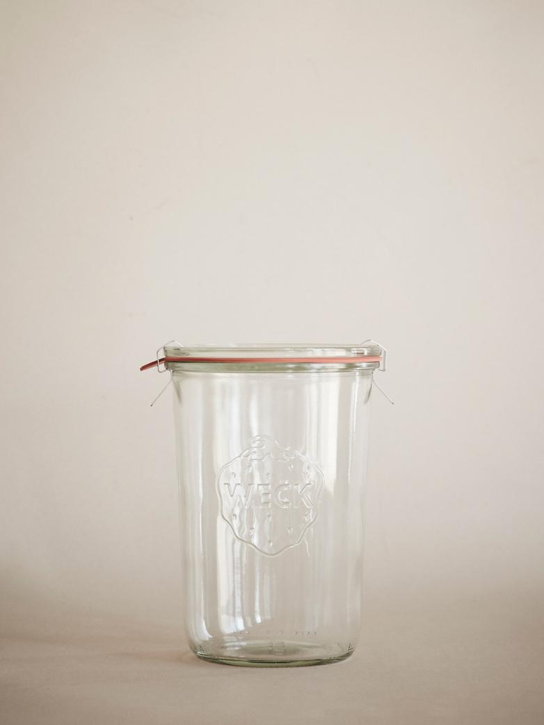 Weck Mold Jar Set – 850ml
