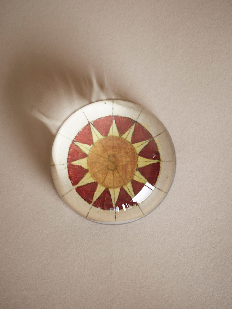 Paperweight Dome – Sun