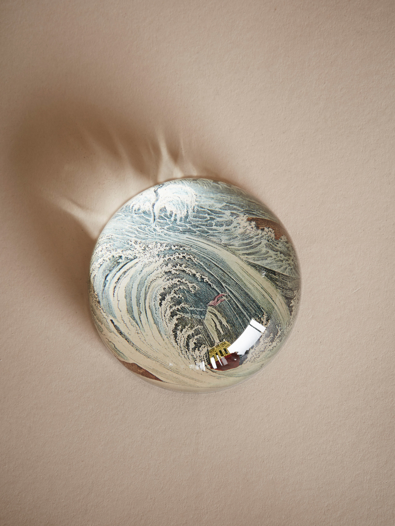 Paperweight Dome – Whirlpool