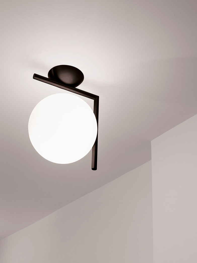 IC Lights Wall Lamp – Black