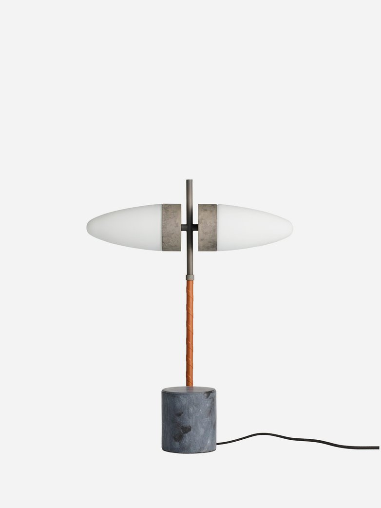 Bull Table Lamp