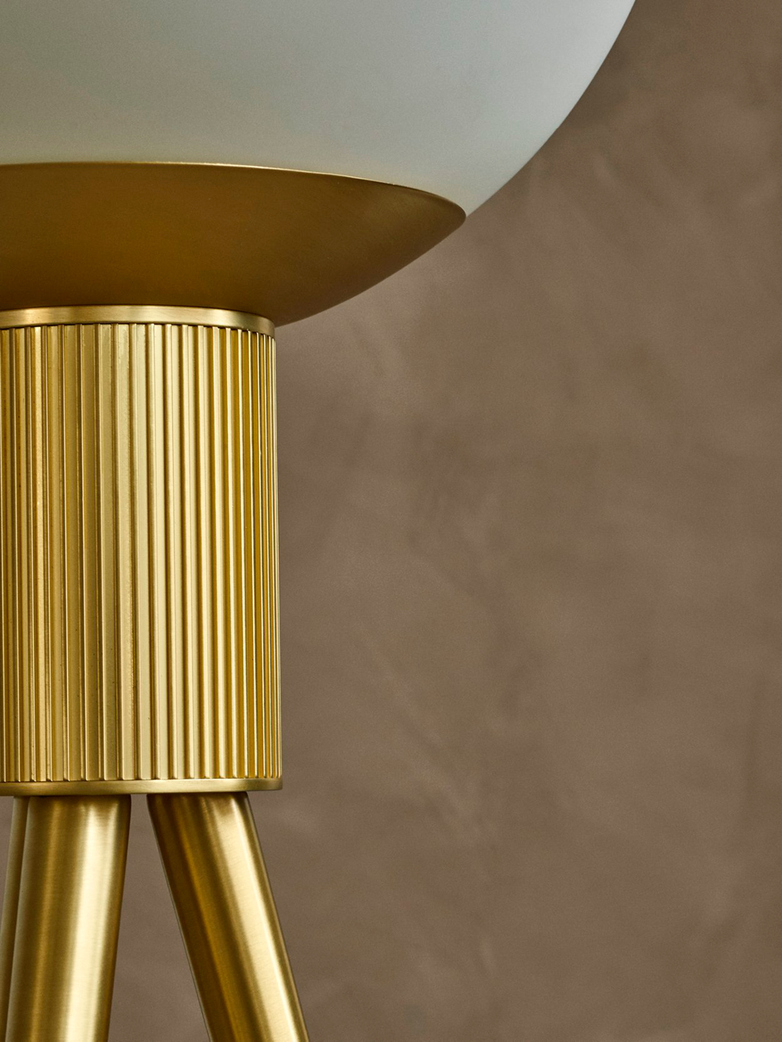 Moonraker Floor Lamp