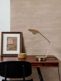 Modernist Table Lamp – Brass