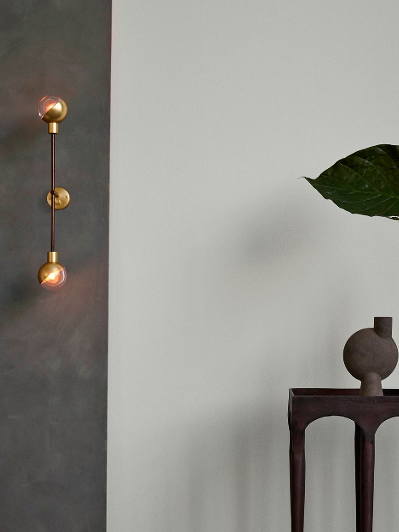 Arc Wall Lamp