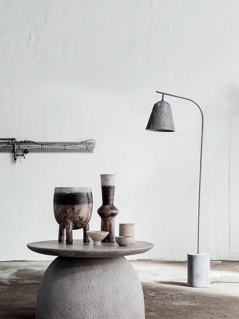 Raw Coffee Table – Concrete