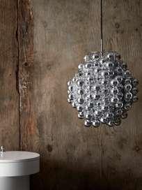 Ball Pendant – Silver