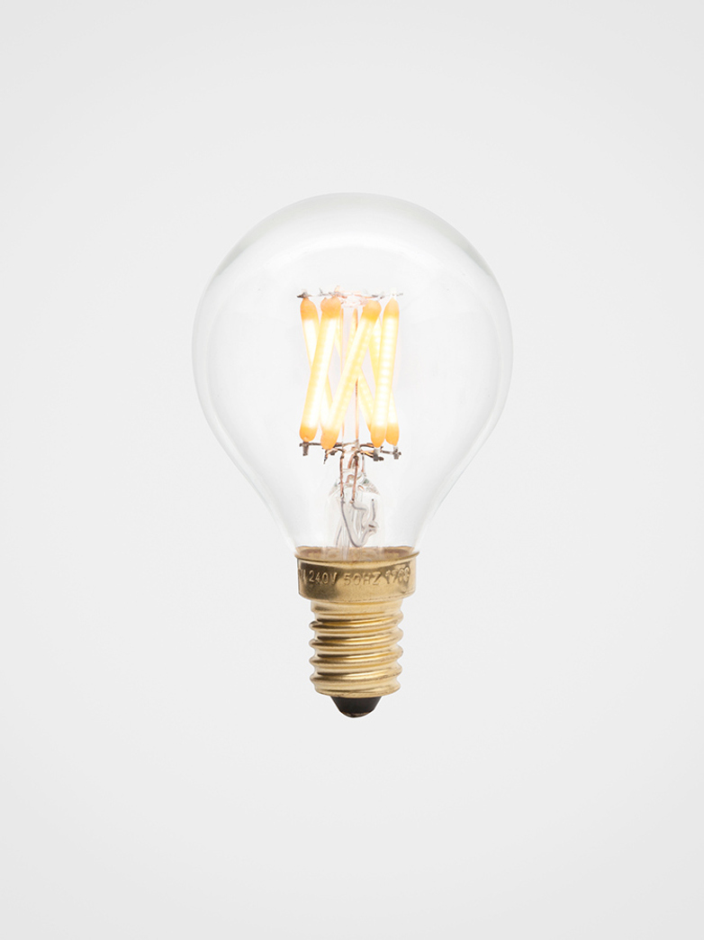 Pluto - LED Bulb E14
