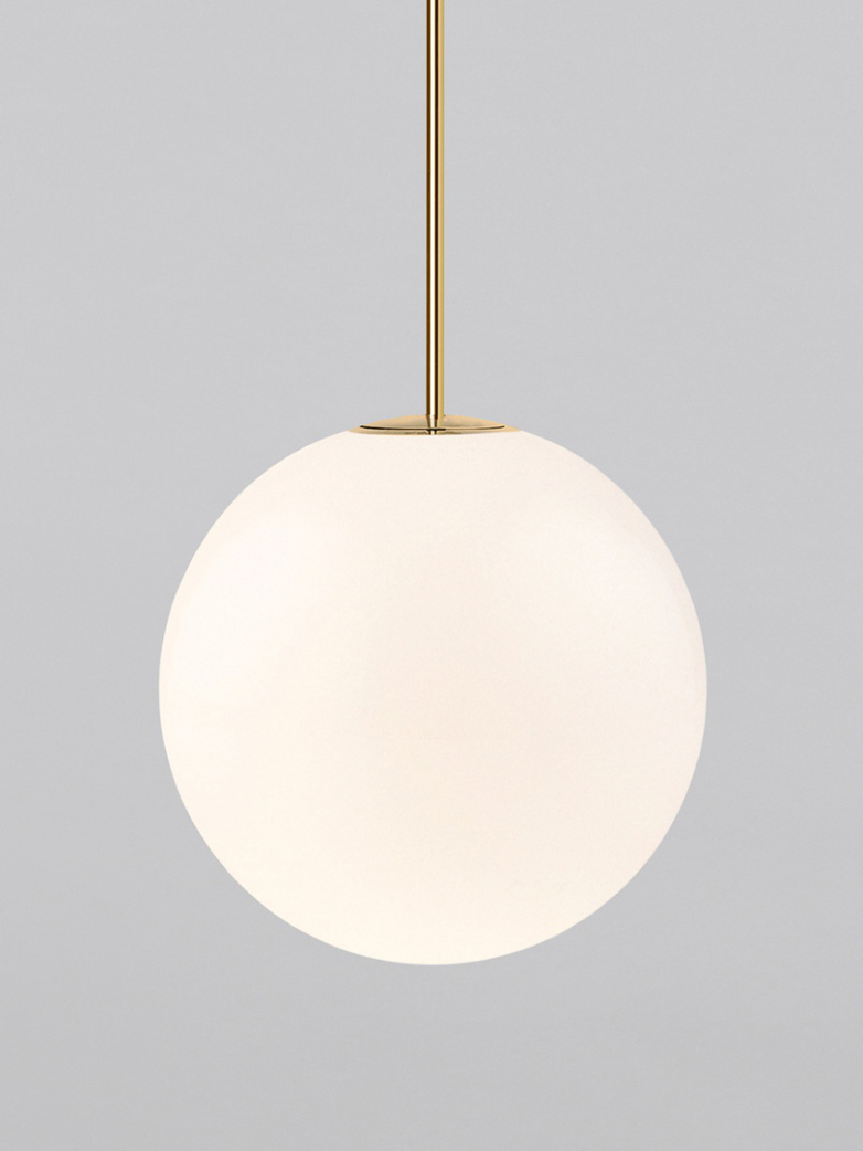 Pendant 350 - Polished Brass