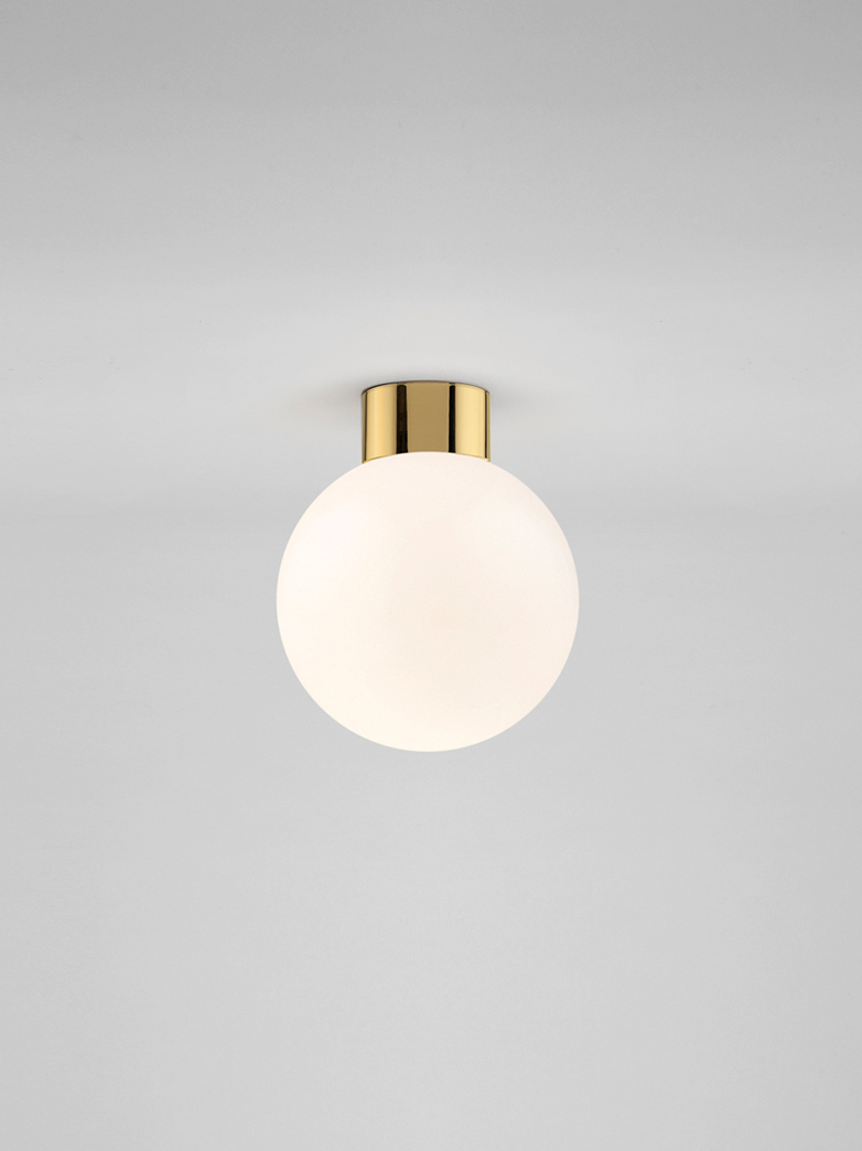 Sconce 150 Ceiling & Wall Mounted - Polished Brass