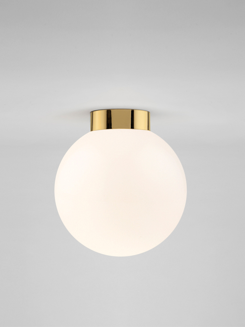 Sconce 250 Ceiling & Wall Mounted - Polished Brass