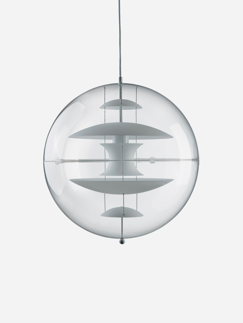 Globe Glass Pendant – Large
