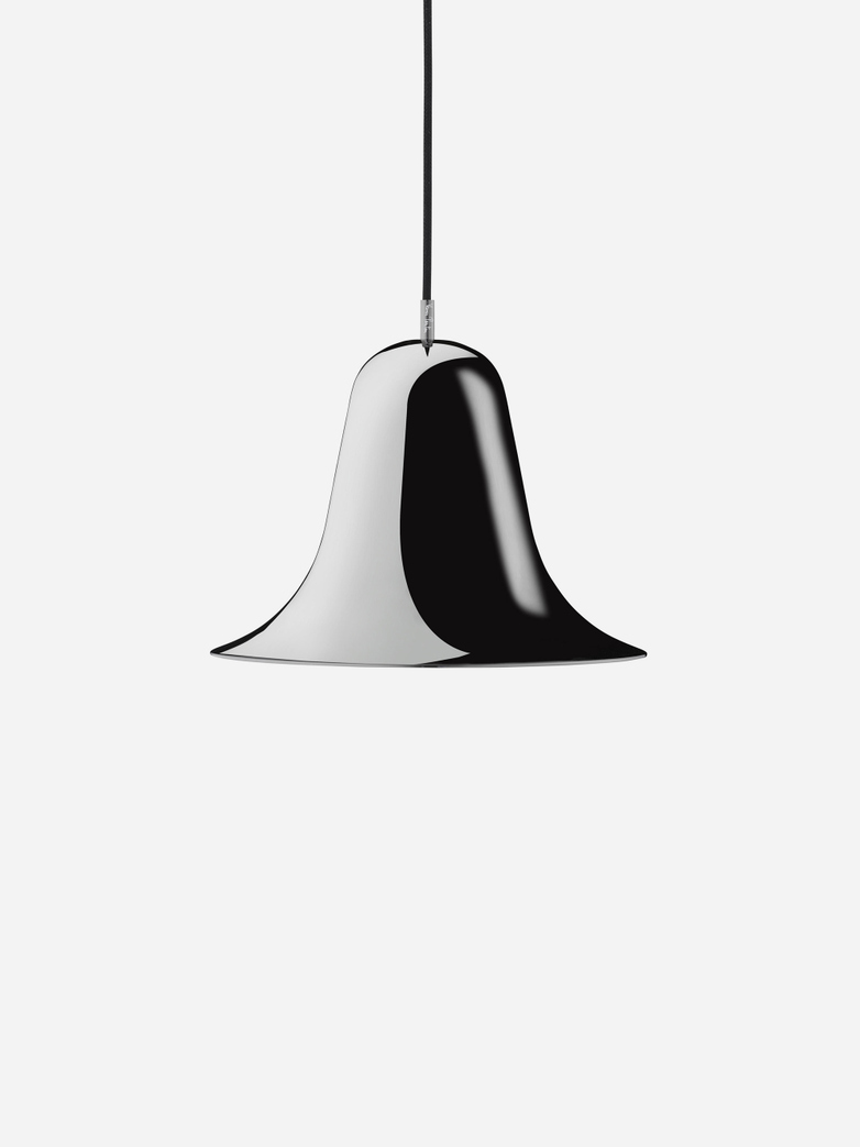 Pantop Pendant – Black Chrome
