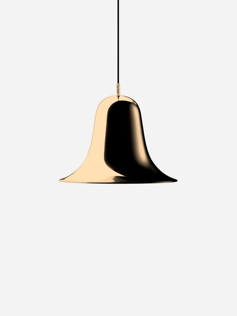 Pantop Pendant – Shiny Brass