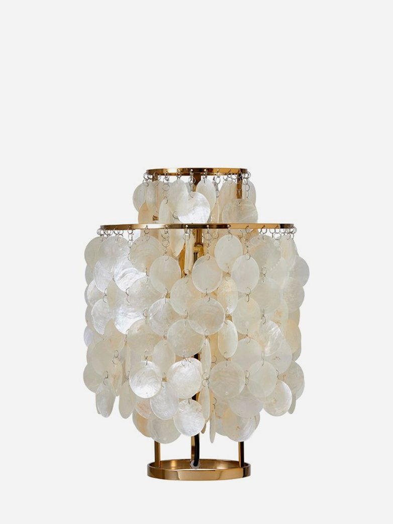 Fun 2TM Table Lamp – Brass