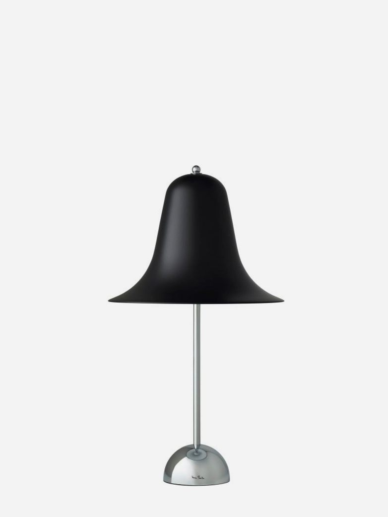 Pantop Table Lamp – Black