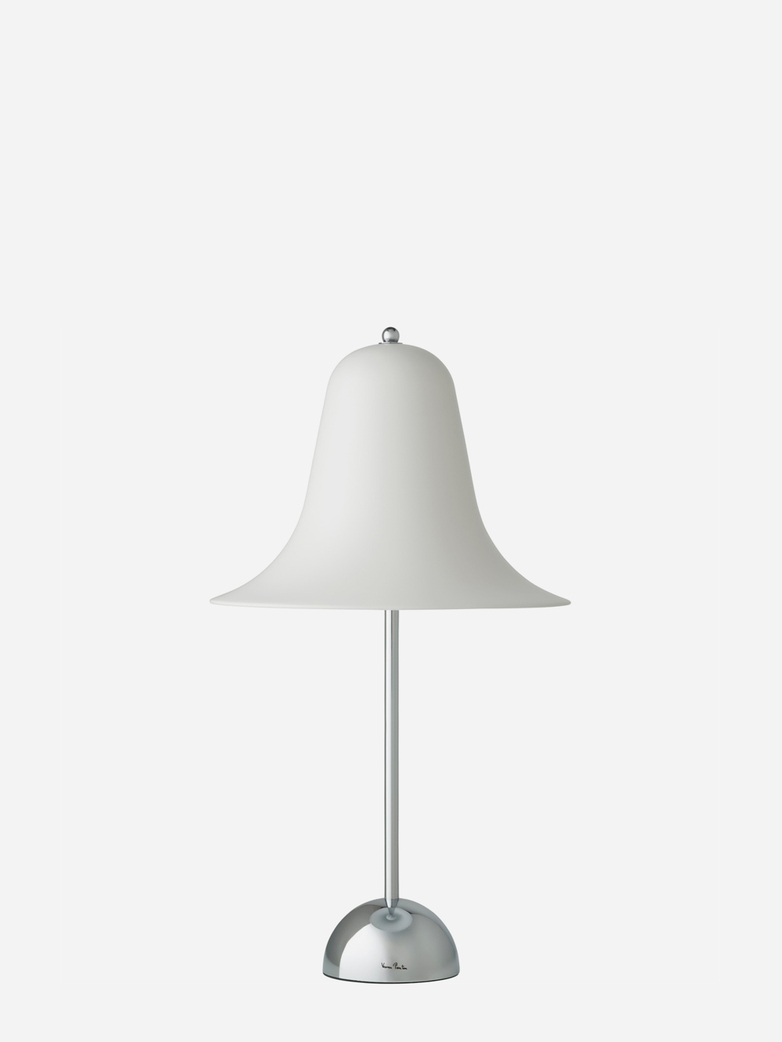 Pantop Table Lamp – White