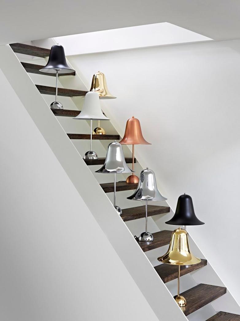 Pantop Table Lamp – Copper