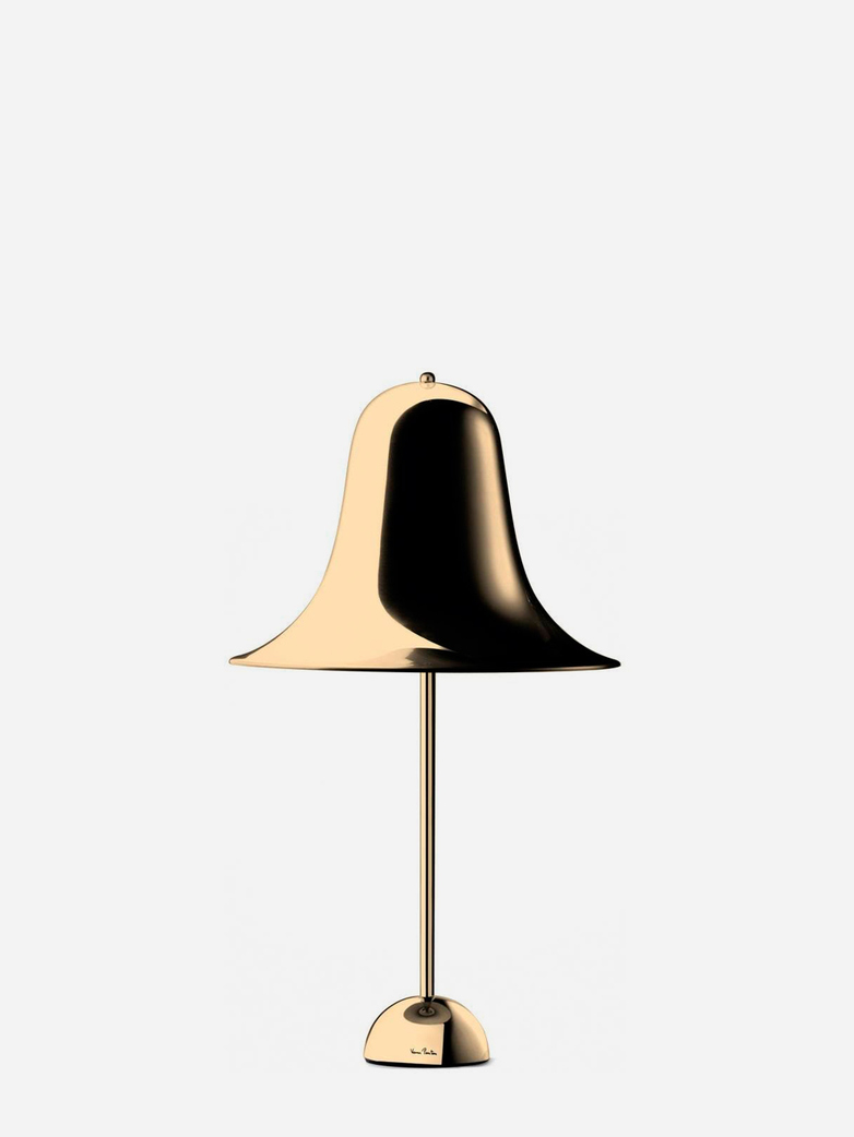 Pantop Table Lamp – Brass