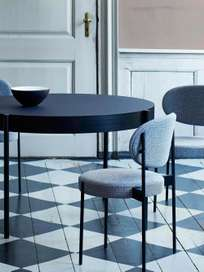 Serie 430 Table - Black - 160 cm
