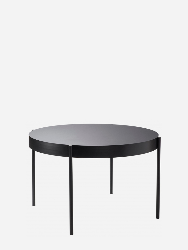 Serie 430 Table - Black - 160 cm