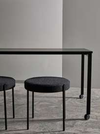 Panton Move Table - Black