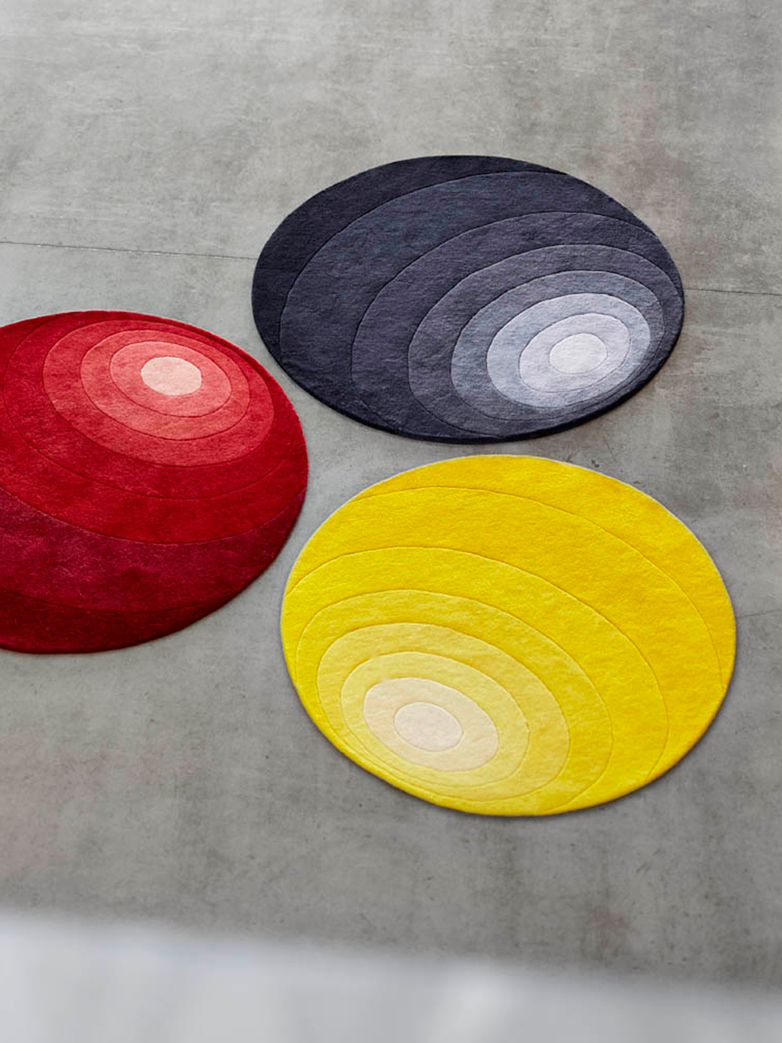 Luna Rug - Luna Rug - Dark Yellow