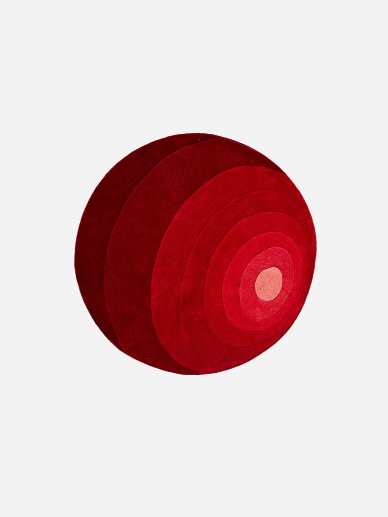Luna Rug - Red