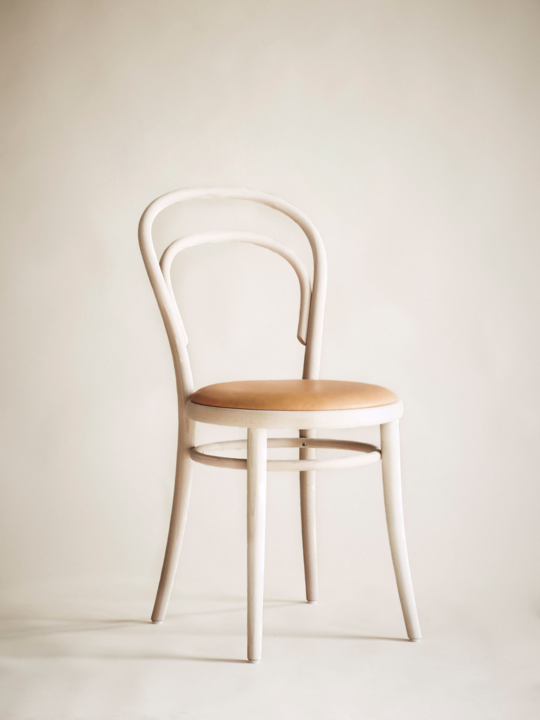 Chair No 14 – Raw – Tärnsjö Leather