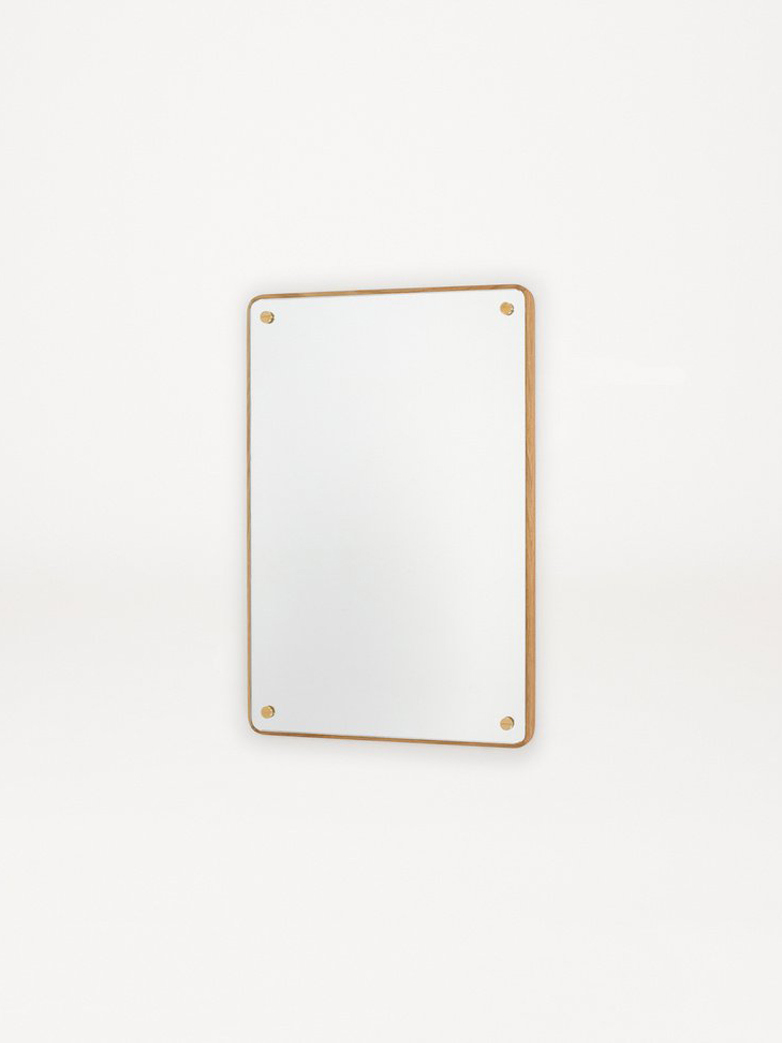 RM-1 | Rectangular Mirror 58 cm