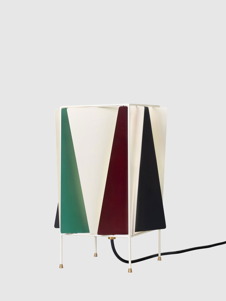 B-4 Table Lamp – Italian Green