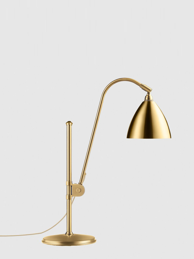 Bestlite BL1 Table Lamp – Brass Base - Brass Finish