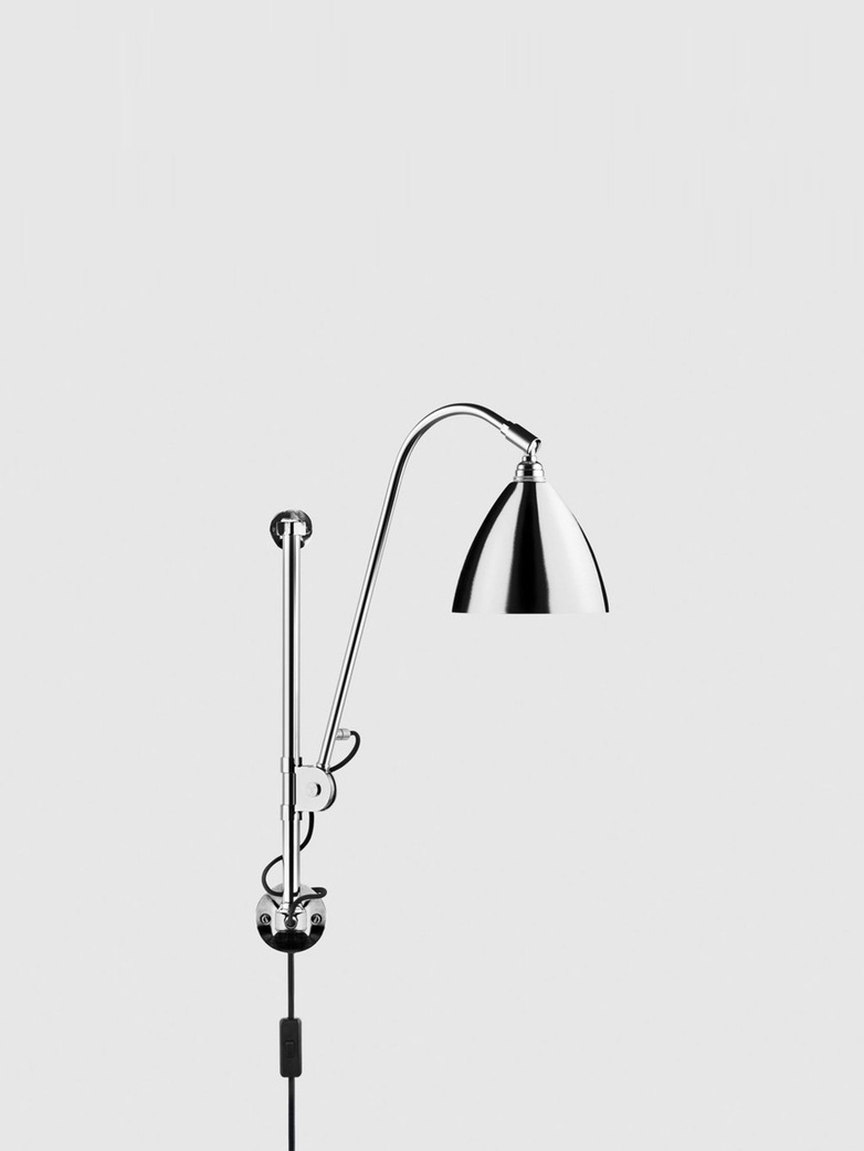 BL5 Wall Lamp – Chrome Base – Chrome Finish