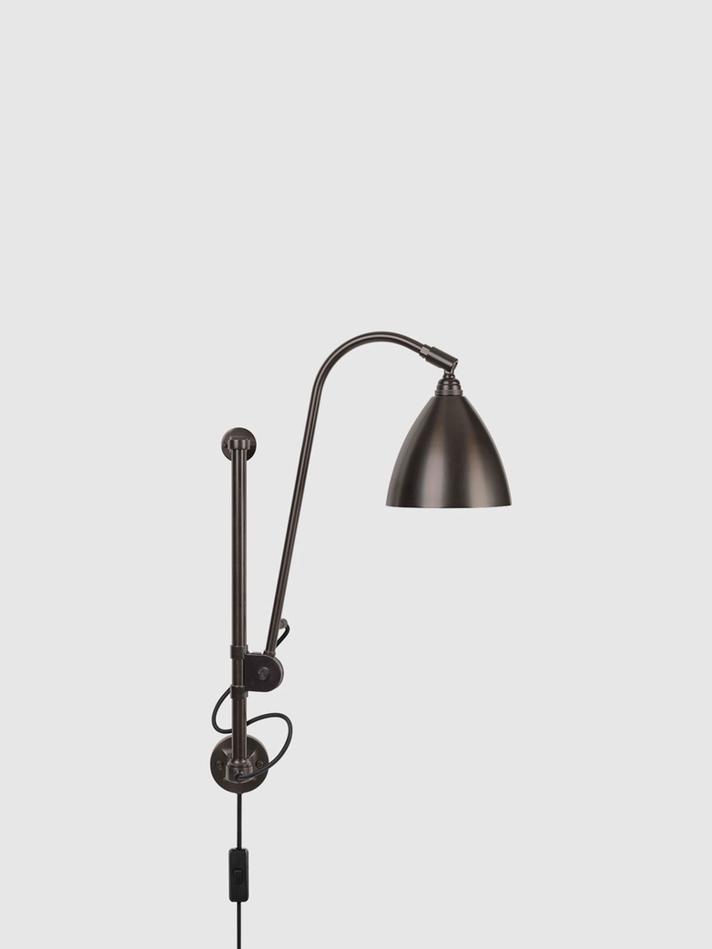 BL5 Wall Lamp – Black brass base – Black Brass Finish