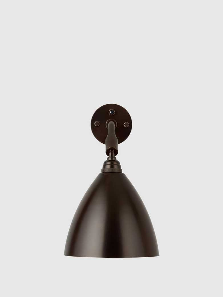 Bestlite BL7 Wall Lamp – Black Brass Base – Black Brass Finish