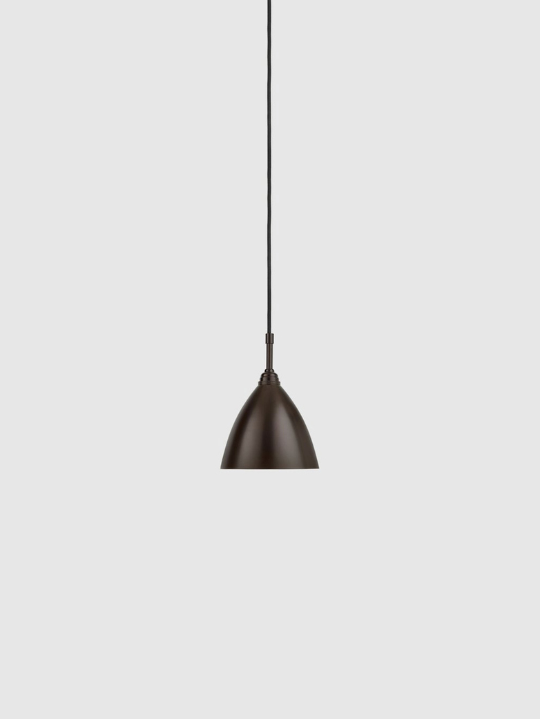Bestlite BL9 Pendant – Black Brass Base - Black Brass Finish – Small