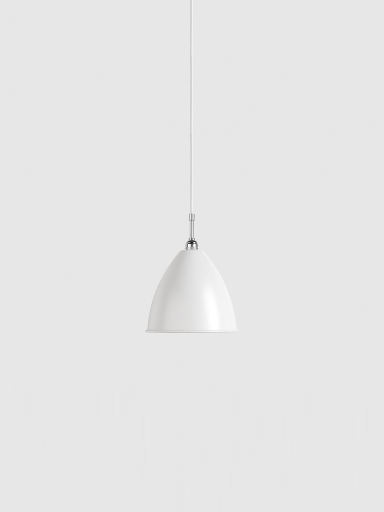 Bestlite BL9 Pendant – Chrome - White – Medium